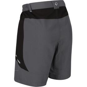 Regatta Sungari II Shorts Hombre, magnet/black